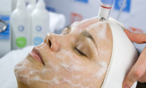 Hydro microdemabrasion skin care treatment at Lane Aesthetics in Columbus, GA